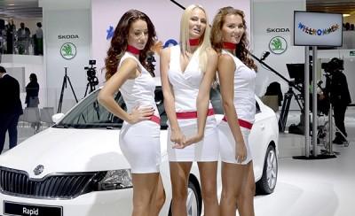Хостес модели на мероприятия в Киеве – главные требования