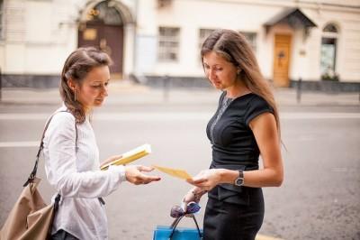 Лучшие места для раздачи листовок в Киеве