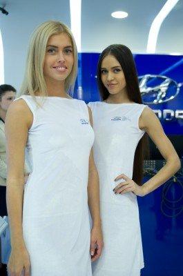 Хостес модели на мероприятия Киев