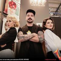 хостес на выставку для компании Keune Ukraine