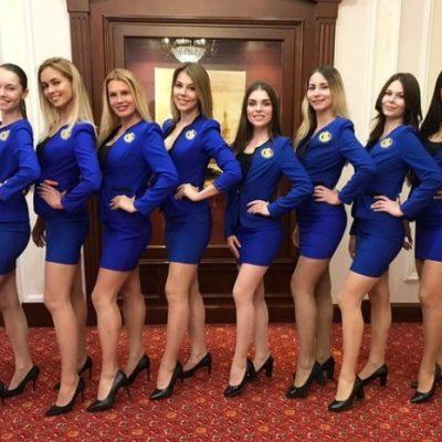 Персонал на выставку в Киеве